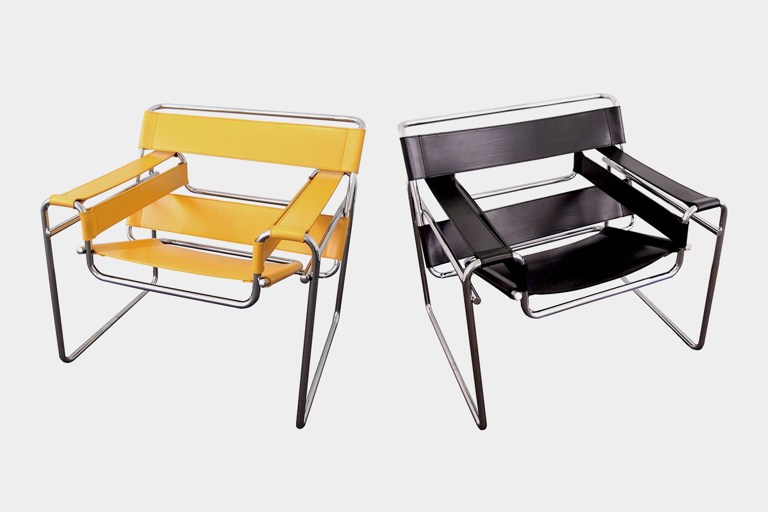 marcel breuer wassily dit par knoll. Black Bedroom Furniture Sets. Home Design Ideas